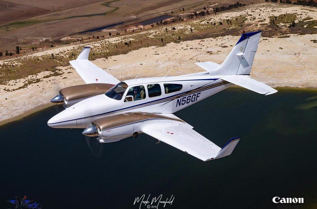 Aircraft refurbishments: Monster Baron