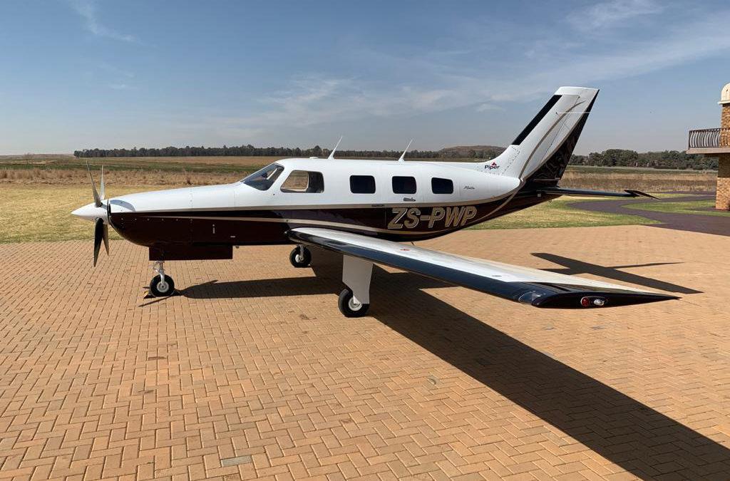 Aircraft refurbishments: Piper Malibu 310P